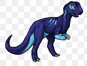 Dinosaur Simulator Fan Art - Tyrannosaurus Dinosaur Fan Art Velociraptor PNG