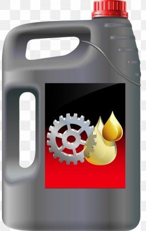 Hand-painted Oil Drum Machine - Car Motor Oil Diesel Fuel Clip Art PNG