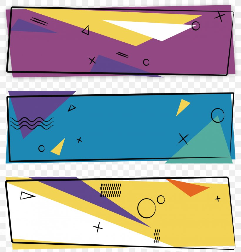 Geometry Euclidean Vector Web Banner Png 3019x3160px