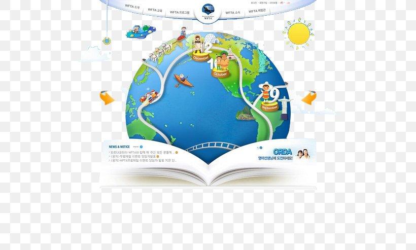 Earth Logo World Wide Web Wallpaper