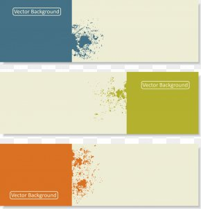Banner Vector Material - Banner Euclidean Vector Illustration PNG