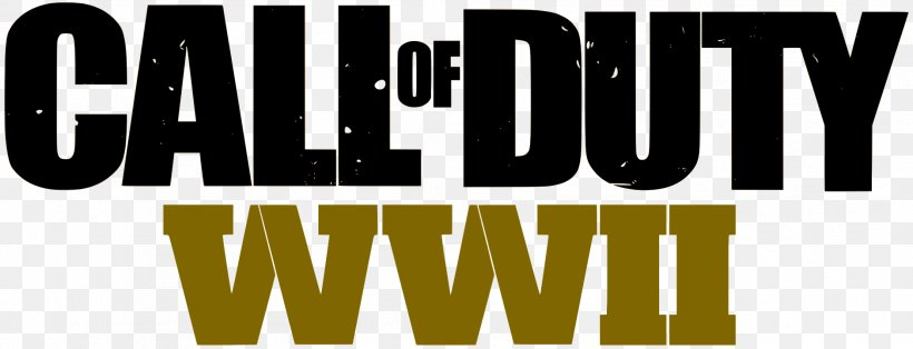 Call Of Duty: WWII Call Of Duty: Modern Warfare 2 Call Of Duty: World At War Call Of Duty: Zombies, PNG, 1881x722px, Call Of Duty Wwii, Activision, Brand, Call Of Duty, Call Of Duty 4 Modern Warfare Download Free