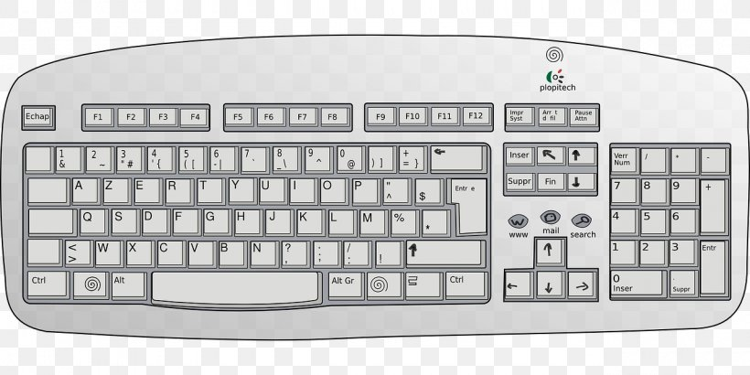 Computer Keyboard Clip Art Png 1280x640px Computer Keyboard Animation Brand Cartoon Computer Component Download Free
