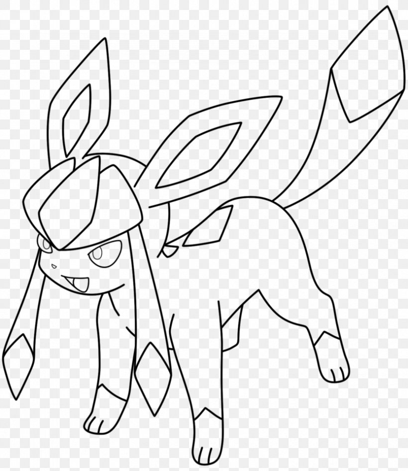 Glaceon Coloring Book Eevee Pokemon Espeon Png 832x960px Glaceon Area Artwork Black Black And White Download