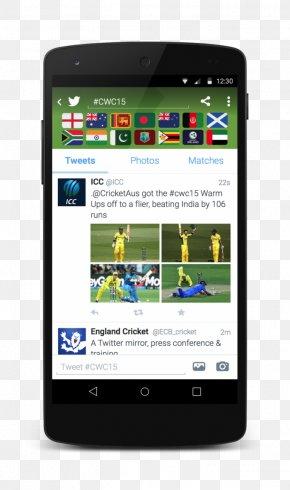 Cricket - 2015 Cricket World Cup Feature Phone ICC World Twenty20 Pakistan National Cricket Team India National Cricket Team PNG