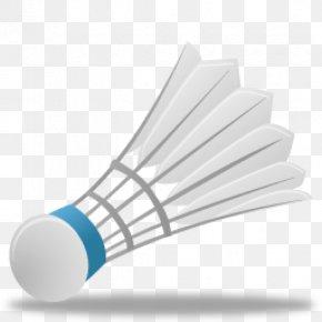 Net Sports Ball Game - Badminton Cartoon PNG