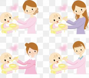 Baby Food - Baby Food Infant Mother PNG