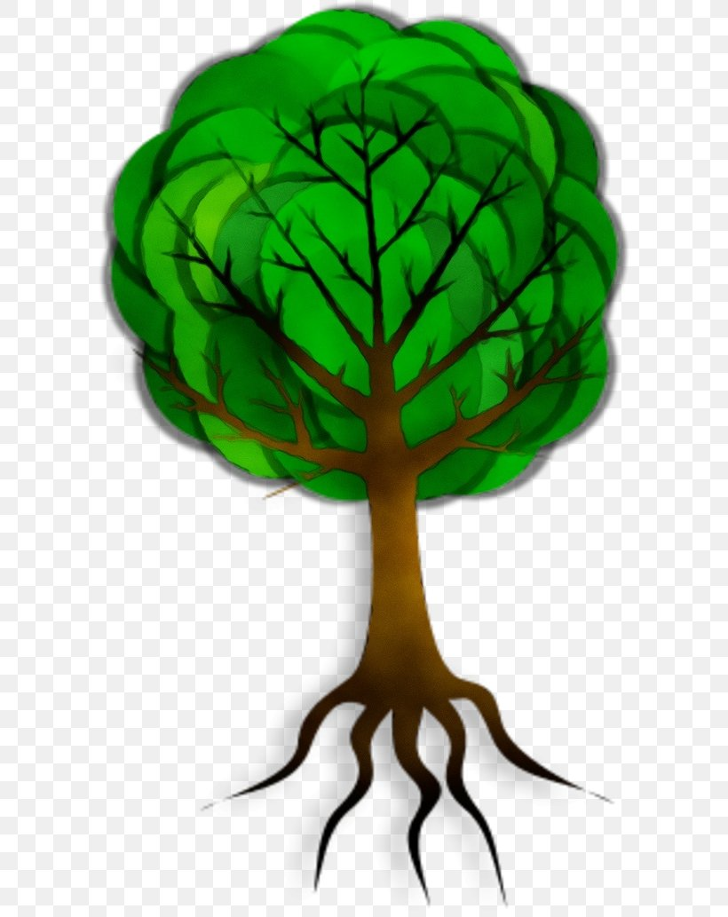 Green Leaf Watercolor, PNG, 600x1033px, Watercolor, Animation, Bark, Branch, Green Download Free
