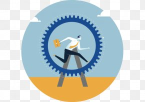 Hamster Wheel - (V)WeCare Technology Sticker Wall Decal Sales Label PNG