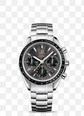 Watch - Omega Speedmaster Omega SA Watch Chronograph Omega Seamaster PNG