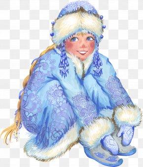 Christmas - Snegurochka Ded Moroz Mitologia Eslava Christmas Clip Art PNG