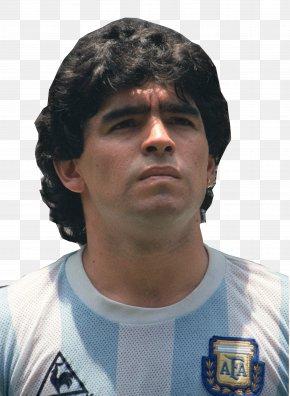 Football - Diego Maradona 1986 FIFA World Cup Argentina National Football Team Argentinos Juniors Maradona By Kusturica PNG