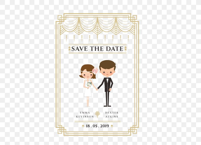 Wedding Cartoon Marriage Png 461x593px Wedding Area