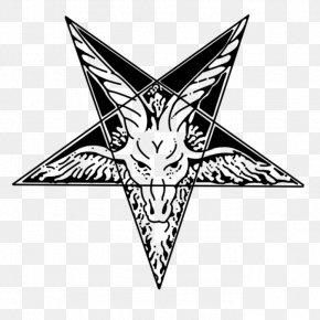 Goat - Goat Lucifer Sigil Of Baphomet Pentagram PNG
