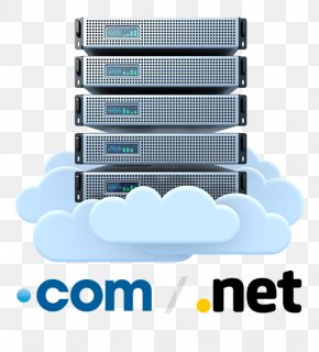 Cloud Computing - Cloud Computing Data Center Computer Servers Cloud Storage Virtual Private Server PNG