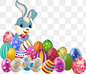 Easter - Easter Bunny Poster Easter Egg PNG