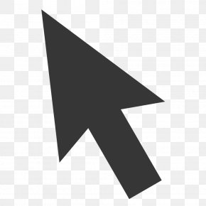 Mouse Cursor - Computer Mouse Pointer Arrow PNG
