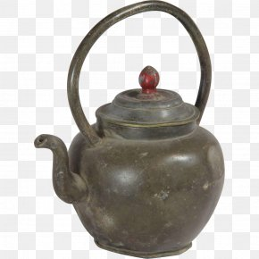 Teapot - Kettle Teapot Small Appliance Pottery Tableware PNG