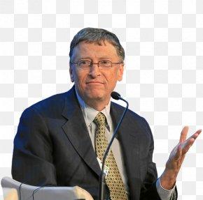 Bill Gates Transparent Image - Bill Gates Microsoft Android Bill & Melinda Gates Foundation PNG