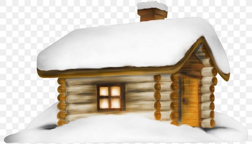 Snow House Clip Art, PNG, 800x468px, Snow, Building, Cottage, Free Content, Home Download Free