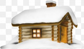 House Cliparts Transparent - Snow House Clip Art PNG