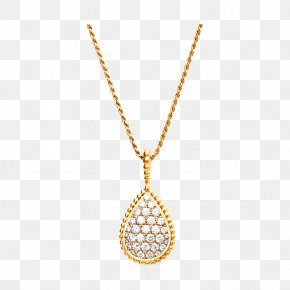 Jewellery - Charms & Pendants Jewellery Necklace Diamond Gold PNG