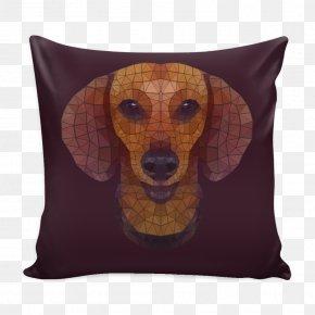 Throw Pillows - Dog Breed Throw Pillows Cushion PNG