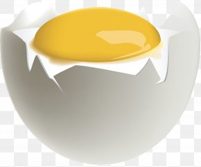 Egg Yolk - Egg Yolk Drawing Illustration PNG