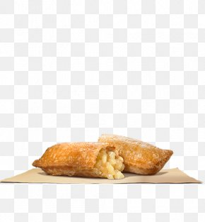 Ice Cream - Apple Pie Hamburger Ice Cream Stuffing Crisp PNG