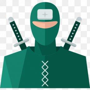 Japanese Ninja Pole - Ninja Icon PNG