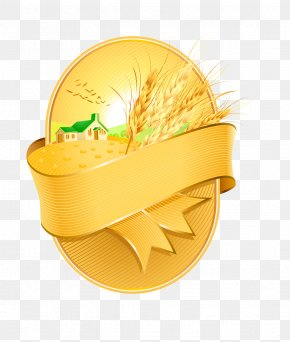 Golden Wheat Grains - Wheat Harvest Ear PNG