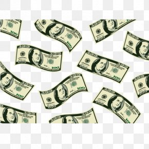 Banknote Cash Vector Free Pictures Falling - Cash Banknote Money United States Dollar PNG