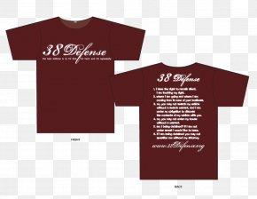 T-shirt - T-shirt Hammerskins Sleeve Crew Neck PNG