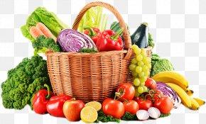 Mishloach Manot Hamper - Vegetables Cartoon PNG