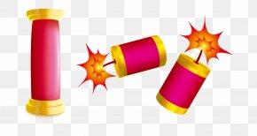 Column Firecrackers - Cylinder Column Firecracker PNG