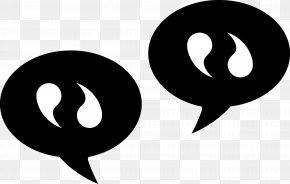 Quotation Pic - Quotation Mark Clip Art PNG
