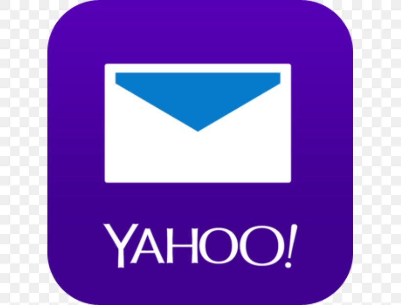 Yahoo! Mail Email Address Android, PNG, 625x625px, Yahoo Mail, Android, Area, Blue, Brand Download Free