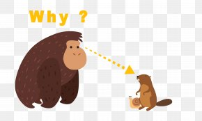 Animal Figure Interior Design Services - Bangkok Interior Design Services Orangutan Cartoon PNG