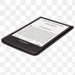 Book - Comparison Of E-readers PocketBook International E-book PNG