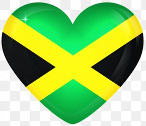Jamaica - Flag Of Jamaica Clip Art PNG