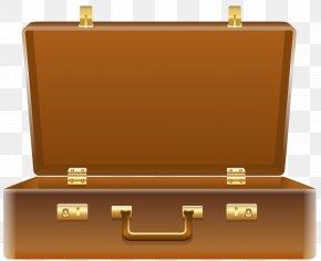 Open Suitcase Clip Art Image - Suitcase Briefcase Baggage Clip Art PNG