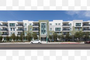 Apartment - Apartment House Home Real Estate Multi-family Residential PNG