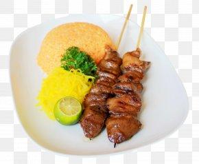 Barbecue - Barbecue Grill Satay Souvlaki Dish Food PNG