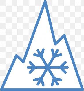 Snowflake - Mobile Home Snow Tire Snowflake Symbol PNG