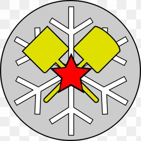 Snow Path Cliparts - Free Content Clip Art PNG