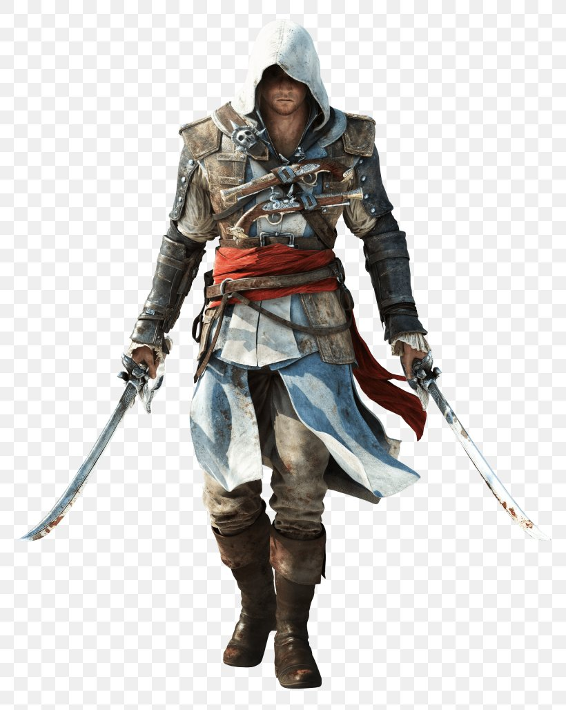 Assassin's Creed IV: Black Flag Assassin's Creed III Assassin's Creed Unity, PNG, 2050x2570px, Assassin S Creed Iv Black Flag, Action Figure, Armour, Assassin S Creed, Assassin S Creed Ii Download Free