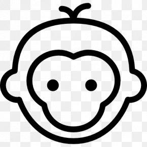 Year Of The Monkey - Clip Art PNG