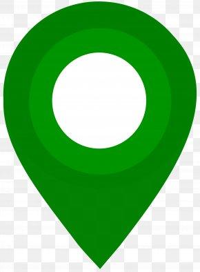 Pin - Image Map Clip Art PNG