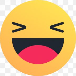 Smiley - Emoticon Smiley Laughter Emoji Icon PNG