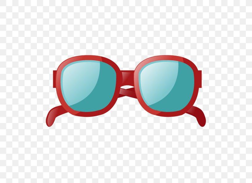 Goggles Sunglasses Designer, PNG, 595x595px, Goggles, Aqua, Blue, Designer, Drawing Download Free